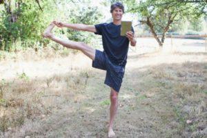 Geoff Affleck yoga