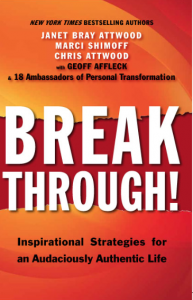 Breakthrough front cover