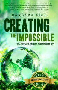 Creating The Impossible Amazon bestseller