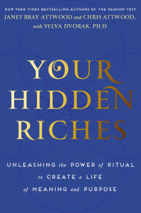 Your Hidden Riches book