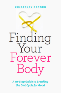 Finding Your Forever Body book cover