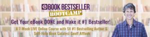 Ebook Bestseller Bootcamp banner