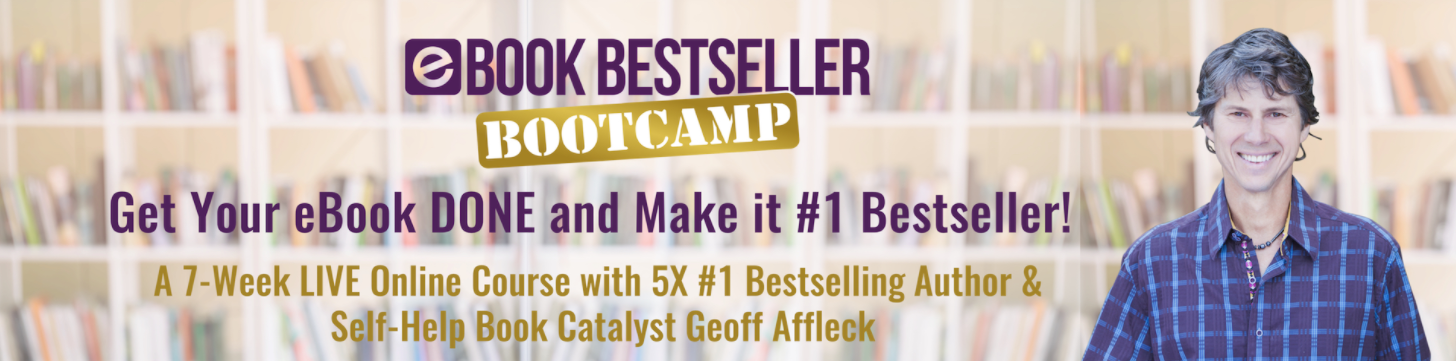 Ebook Bestseller Bootcamp banner