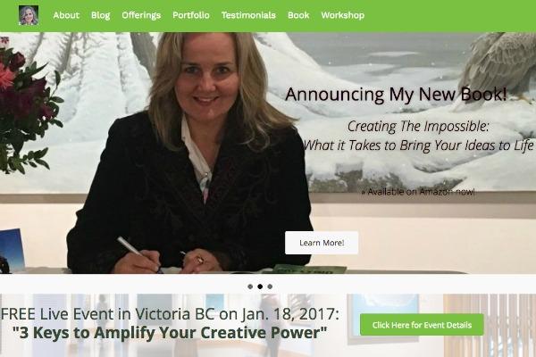 Barbara Edie website