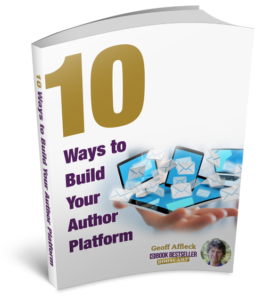 10 Ways to Build Your Author Platform