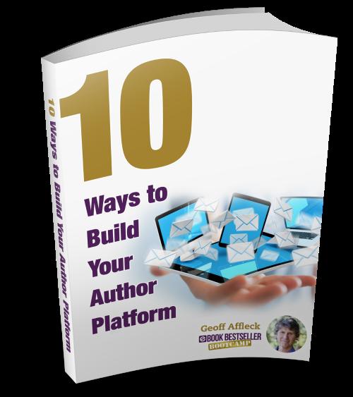 10 Ways to Build Your Author Platform