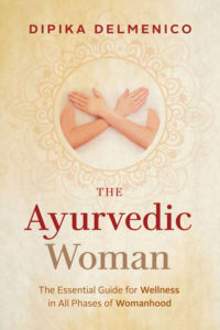 The Ayurvedic Woman book cover 500x750