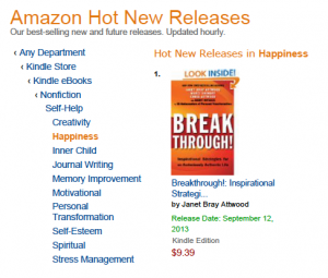 Amazon1 Breakthrough