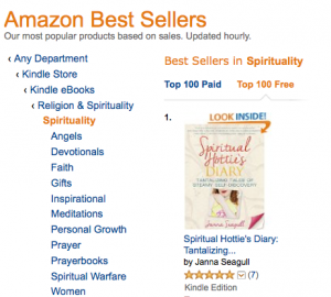 Spiritual Hottie Amazon 1